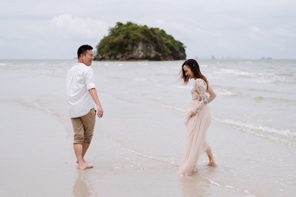 Krabi photographer, Krabi photography, Krabi honeymoon photographer, couple shooting in Krabi ช่างภาพกระบี่