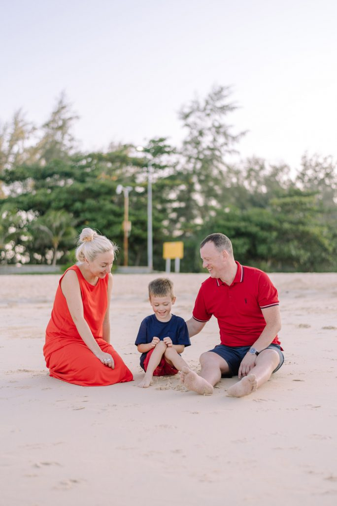 Phuket family photo, Phuket family photographer