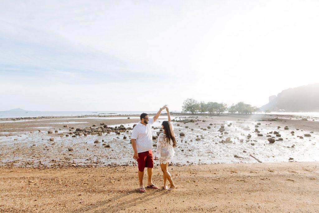 Krabi honeymoon photographer
