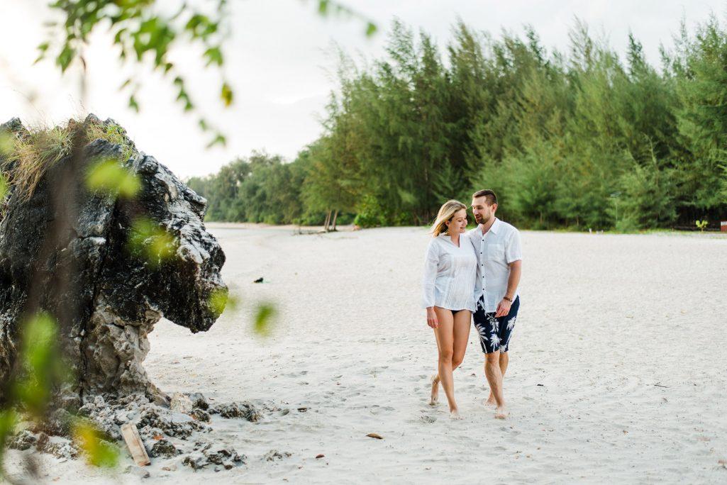 Krabi honeymoon photo shoot, Krabi photographer