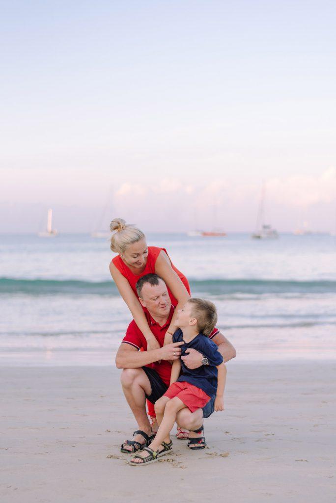 Phuket family photo, Phuket family photographer