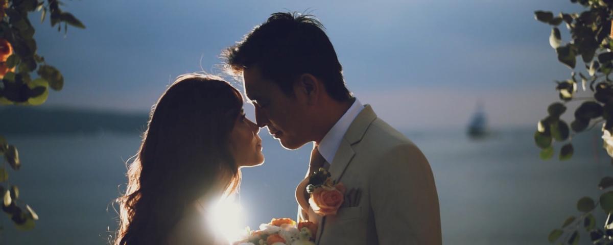 Krabi videography, wedding, Railay, cinema, cinematography